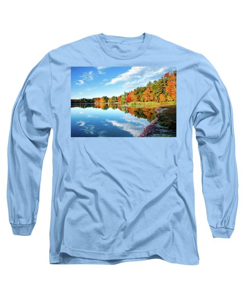 Long Sleeve T-Shirt featuring the photograph Inspiration by Greg Fortier