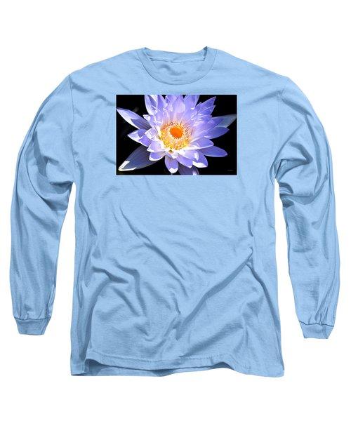 Internal Passion Long Sleeve T-Shirt by Deborah  Crew-Johnson