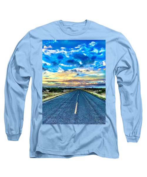 Into Nirvana Long Sleeve T-Shirt