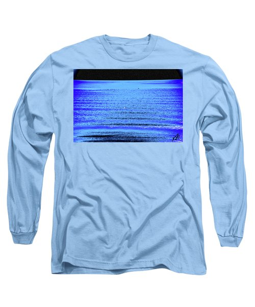 Into The Ocean Void Long Sleeve T-Shirt
