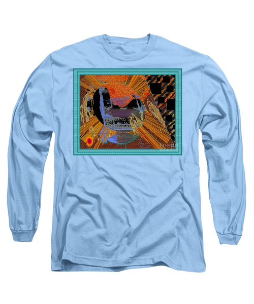 Inw_20a0610a_mortar-black_fxfr-blue Long Sleeve T-Shirt