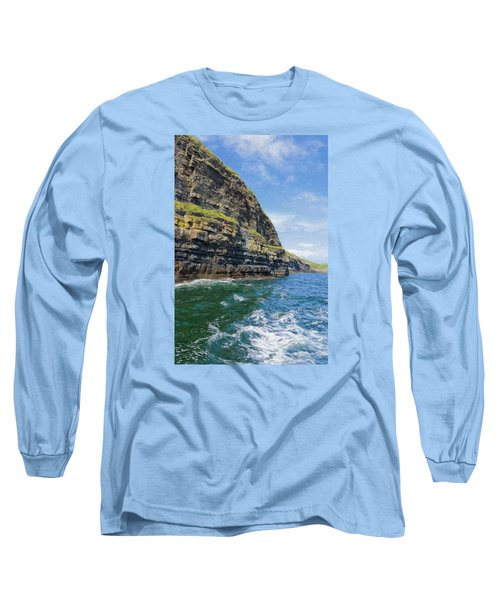 Ireland Cliffs Long Sleeve T-Shirt
