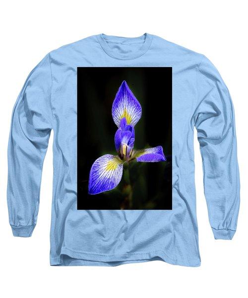 Iris #1 Long Sleeve T-Shirt
