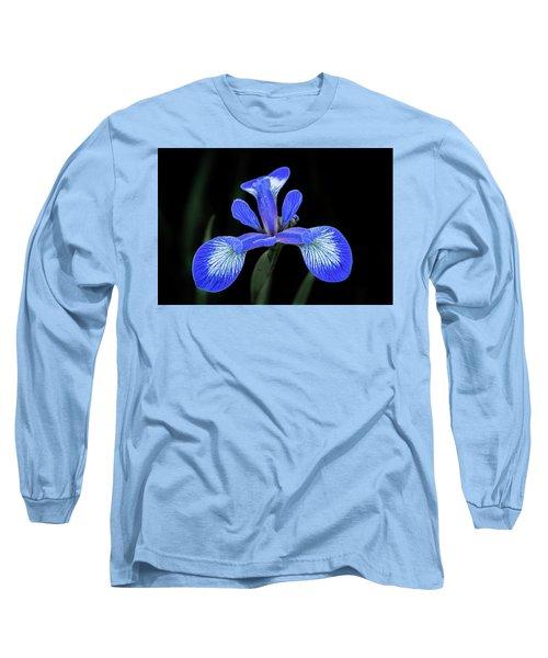 Iris #2 Long Sleeve T-Shirt