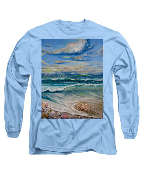 Irma's Treasure Long Sleeve T-Shirt