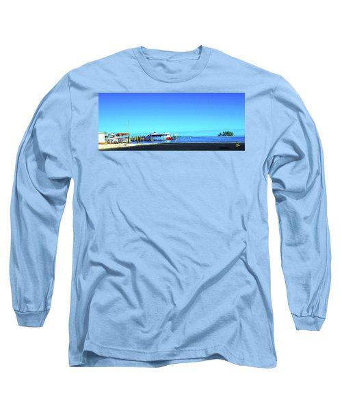 Island Dock Long Sleeve T-Shirt