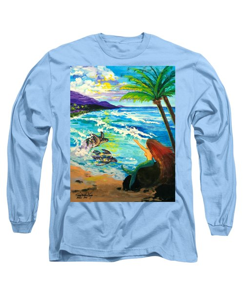 Island Sisters Long Sleeve T-Shirt