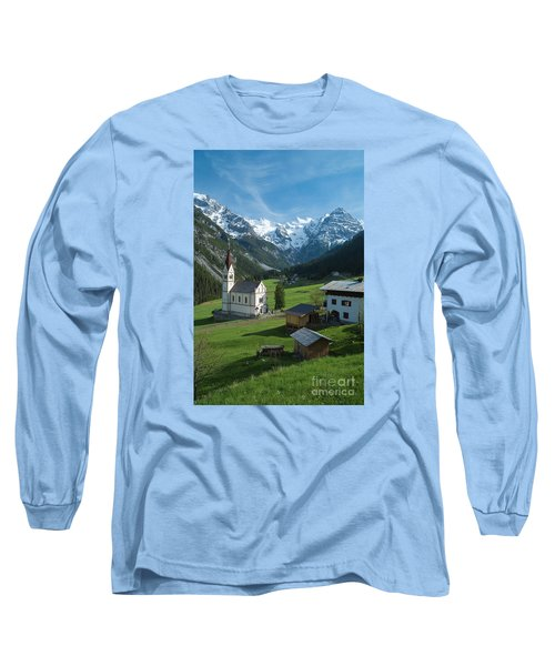 Italian Alps Hidden Treasure Long Sleeve T-Shirt