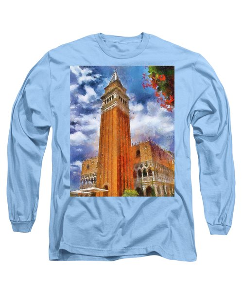 Italy In Florida Long Sleeve T-Shirt