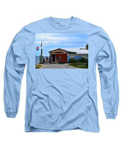 Ivan's American Fish Company Long Sleeve T-Shirt