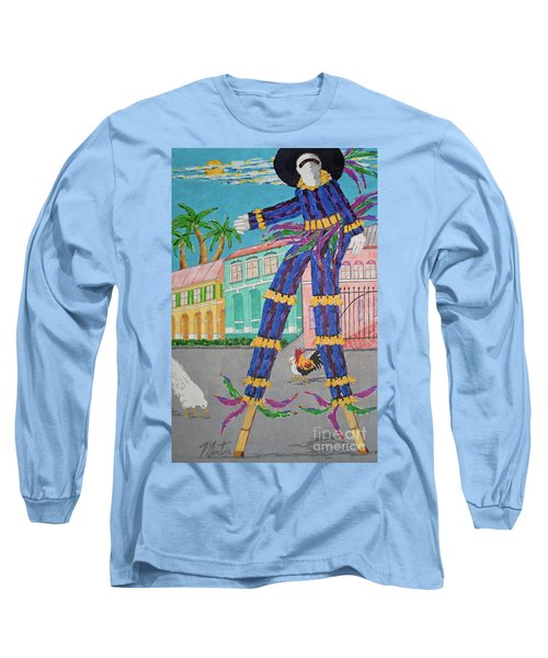 J Ouvert Morning  Long Sleeve T-Shirt