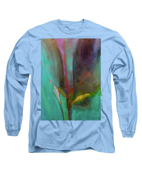 Japanese Longstem By Paul Pucciarelli The Second Long Sleeve T-Shirt