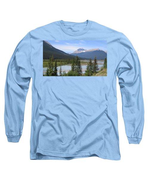 Jasper Alberta Long Sleeve T-Shirt