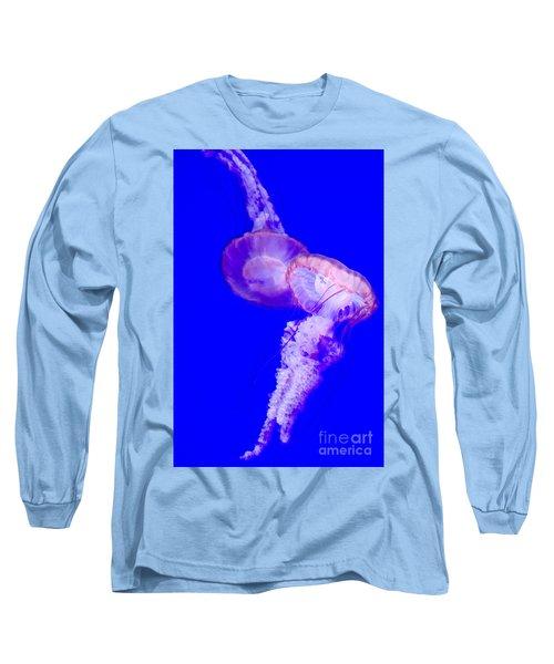 Jellyfish Pair-8765 Long Sleeve T-Shirt