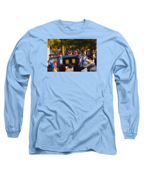 Jidai Matsuri Xxiii Long Sleeve T-Shirt by Cassandra Buckley