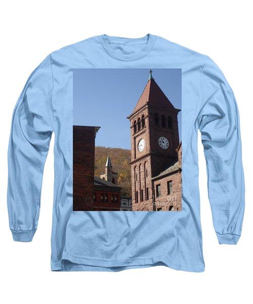 Jim Thorpe Rooftops Long Sleeve T-Shirt