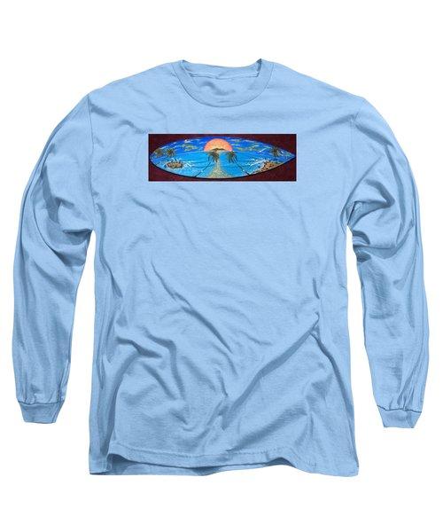 Jimmy Bumps Dream Long Sleeve T-Shirt