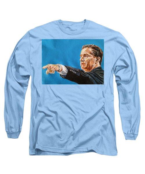 John Calipari Long Sleeve T-Shirt