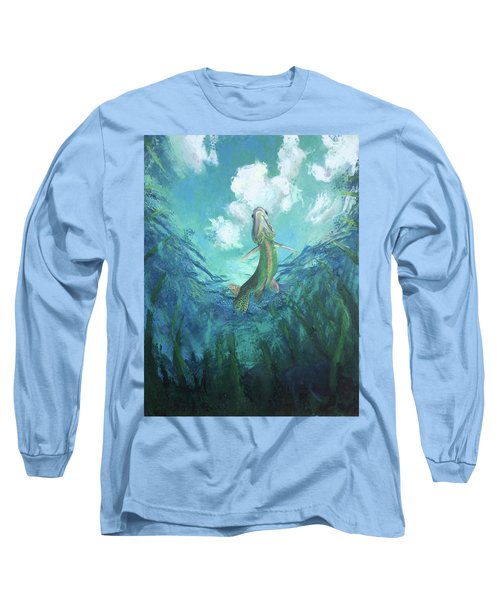 Joi De Vivre Long Sleeve T-Shirt
