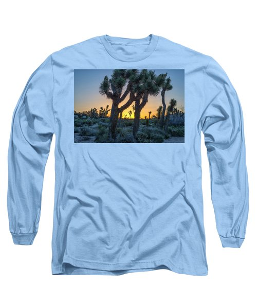 Joshua Framed By Joshua Long Sleeve T-Shirt