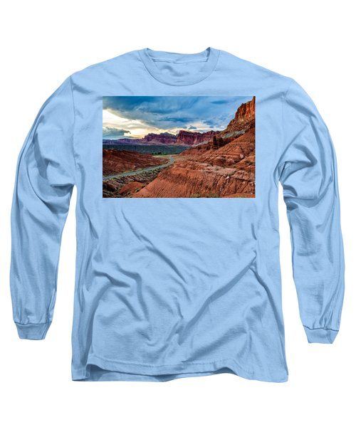 Journey Through Capitol Reef Long Sleeve T-Shirt