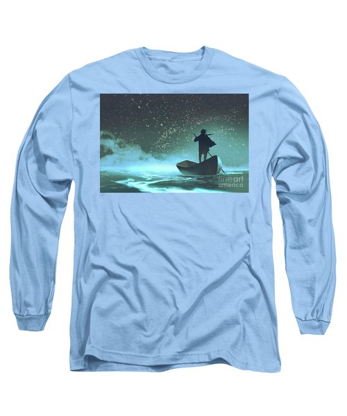 Journey To The New World Long Sleeve T-Shirt