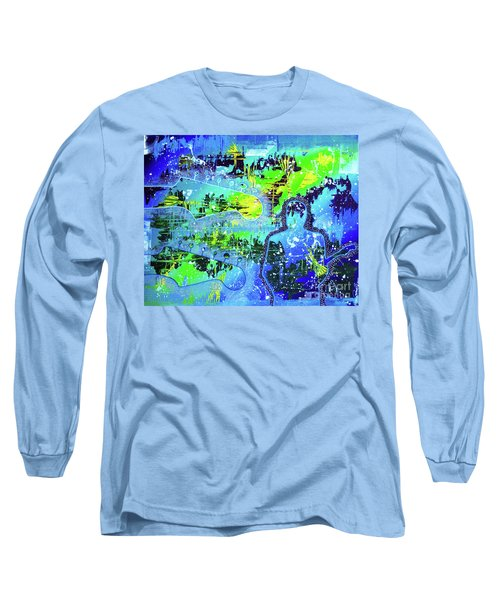 Journeyman Long Sleeve T-Shirt by Melissa Goodrich