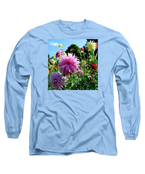 Joy Is In The Air  Long Sleeve T-Shirt