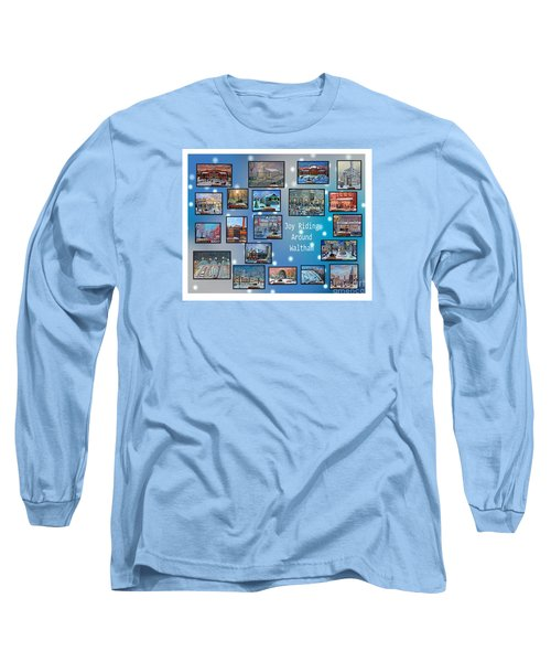 Joy Riding Around Waltham Long Sleeve T-Shirt
