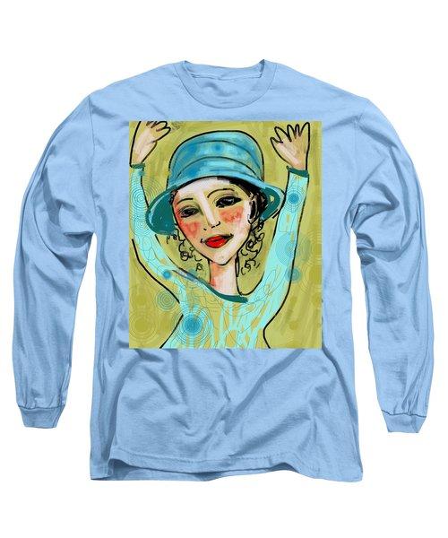Jump For Joy Long Sleeve T-Shirt
