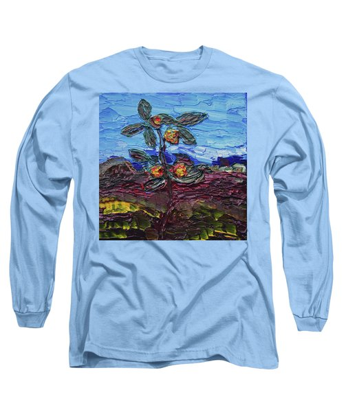 June Flower Long Sleeve T-Shirt