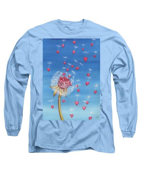 Just, A Breath Away Long Sleeve T-Shirt