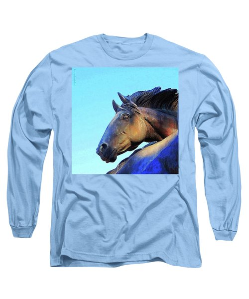 Just Long Sleeve T-Shirt