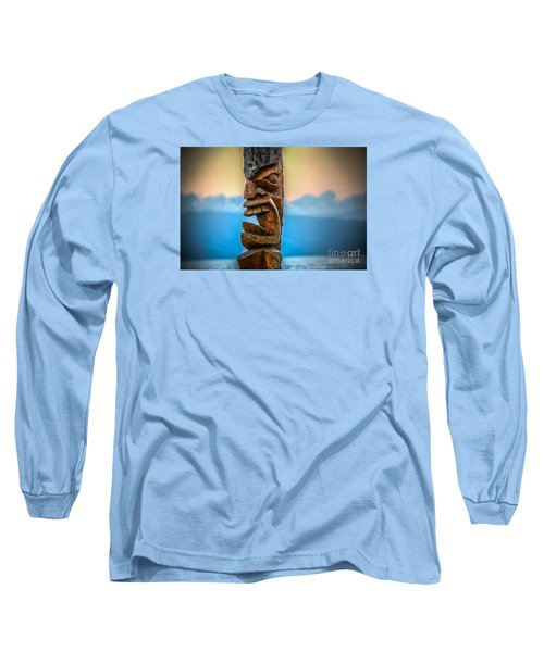 Ka'anapali Tiki Long Sleeve T-Shirt