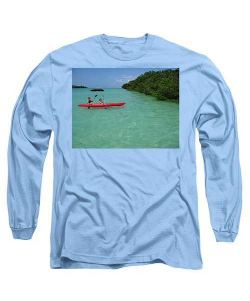 Kayaking Perfection 2 Long Sleeve T-Shirt