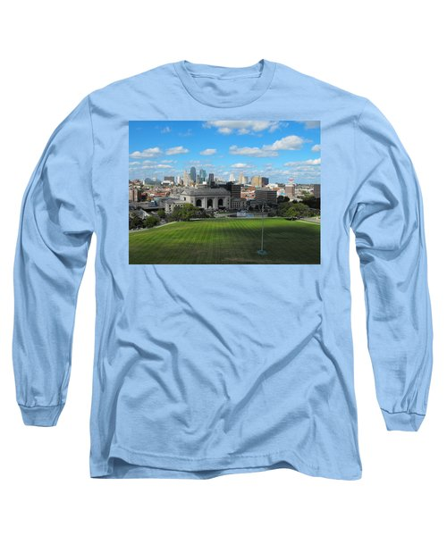 Kc Skyine Long Sleeve T-Shirt