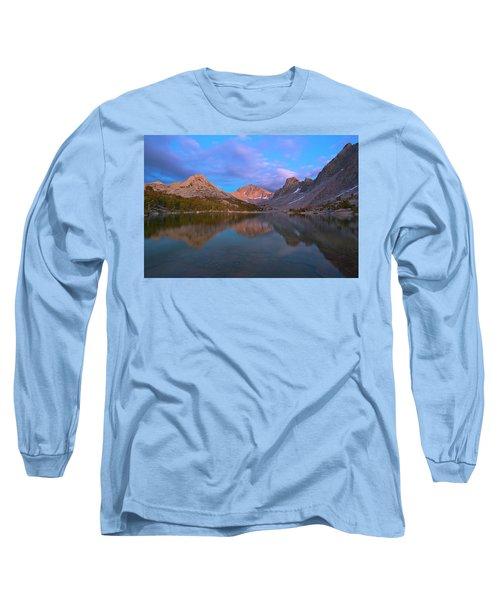 Kearsarge Lake Twilight Long Sleeve T-Shirt