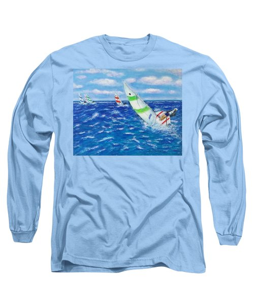 Keeling Long Sleeve T-Shirt