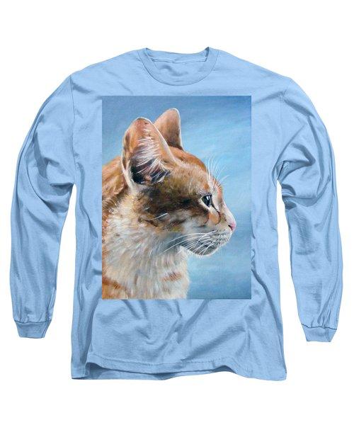 Keeping An Eye On You Long Sleeve T-Shirt