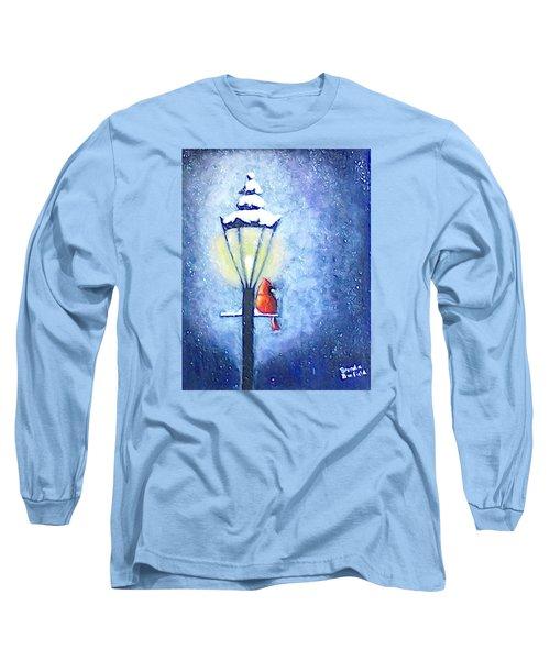 Keeping Warm Long Sleeve T-Shirt