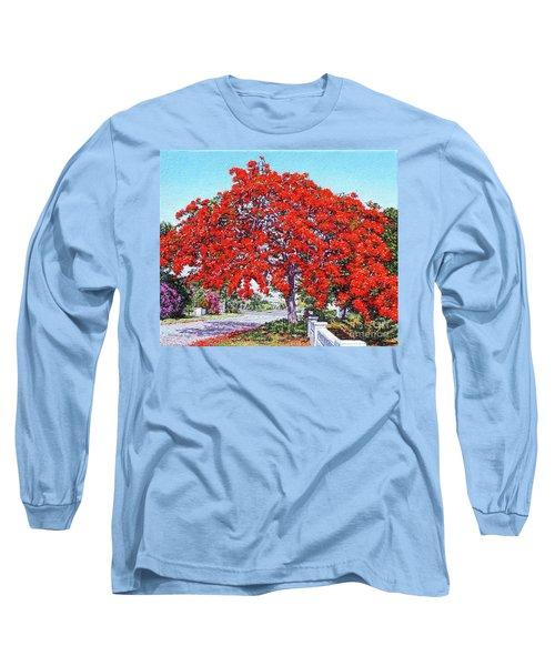 Kent Street - Nassau East Long Sleeve T-Shirt