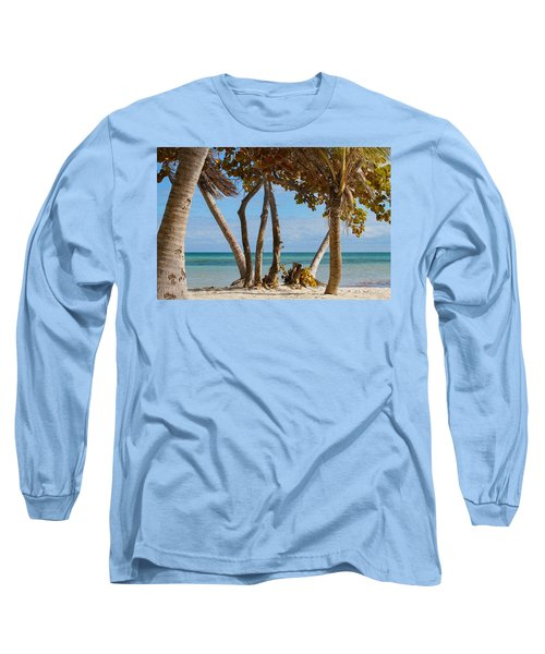 Key West Afternoon Long Sleeve T-Shirt
