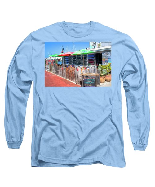 Key West Raw Bar Long Sleeve T-Shirt