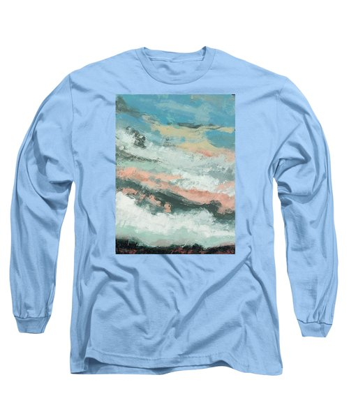 Kindred Long Sleeve T-Shirt by Nathan Rhoads