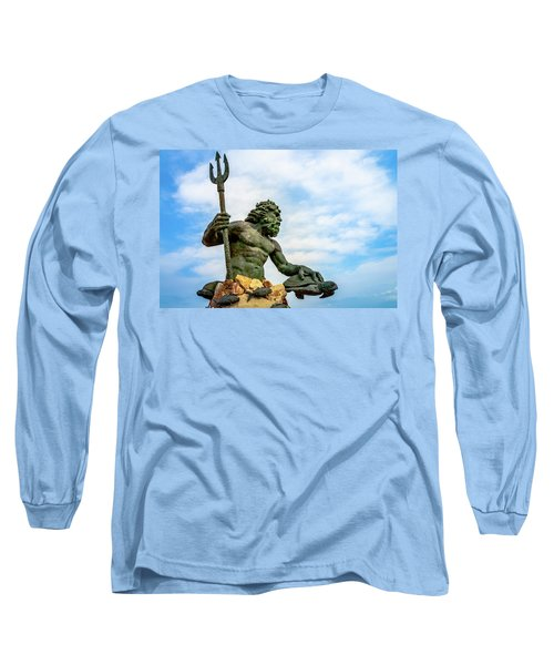 King Neptune Long Sleeve T-Shirt