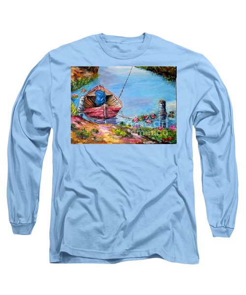 Klotok 2 Long Sleeve T-Shirt