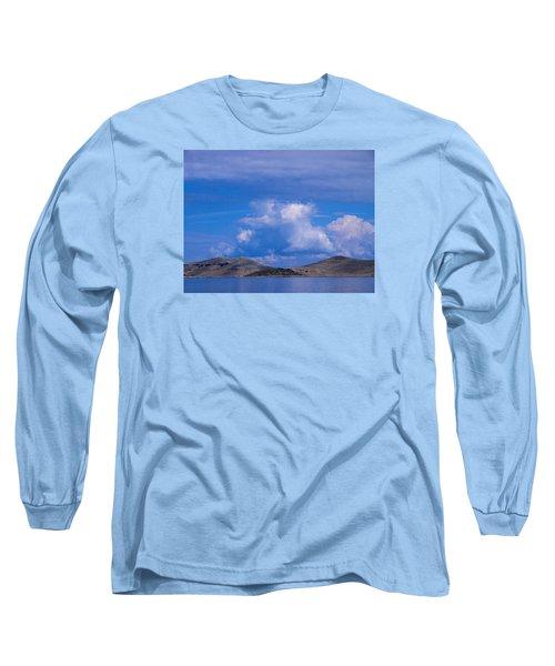 Kornati National Park Long Sleeve T-Shirt by Jouko Lehto