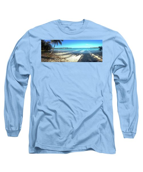 Kuto Bay Morning Long Sleeve T-Shirt