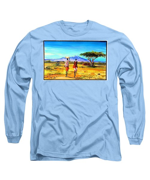 L 221 Long Sleeve T-Shirt