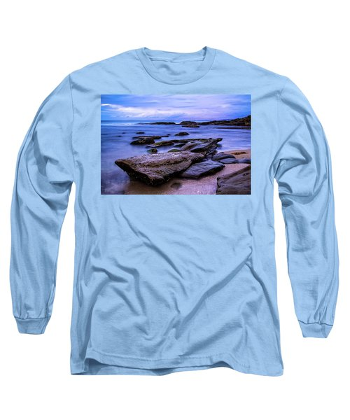 La Jolla Cove Twilight Long Sleeve T-Shirt
